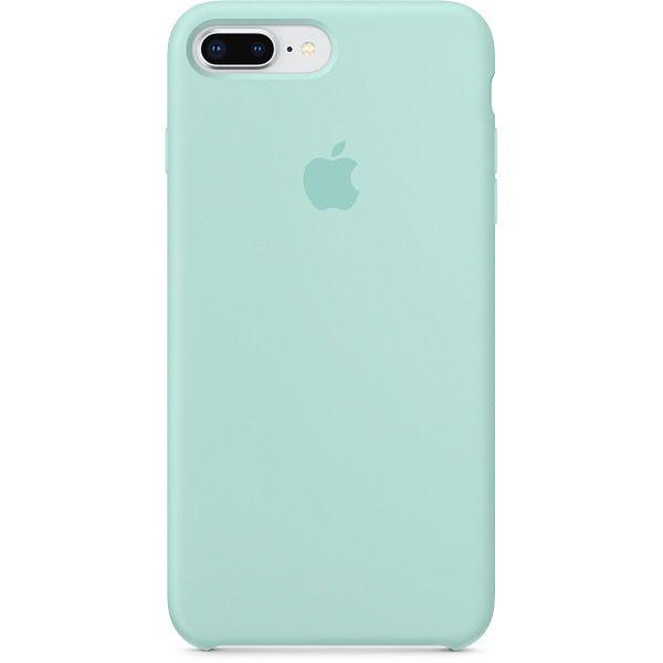 Apple Apple iPhone 8/7 Plus Silicone Case - Black