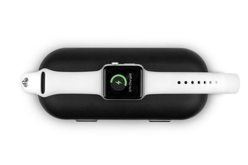 Twelve South Twelve South TimePorter for Apple Watch - Black