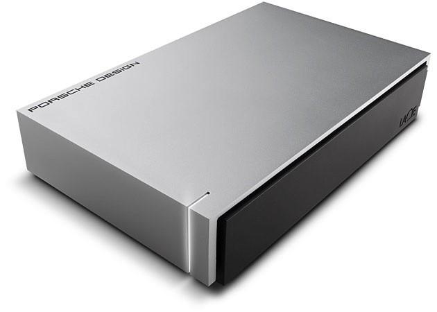 Lacie Lacie Porsche 8TB USB 3.0 Desktop Ultra-Compact Superspeed Desktop HD