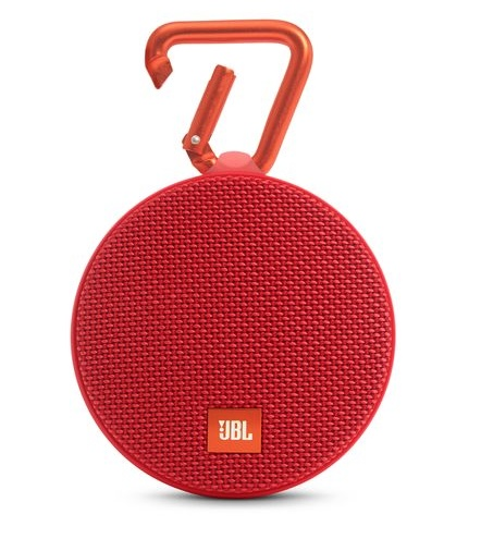 JBL JBL Clip2 Bluetooth Speaker - Red