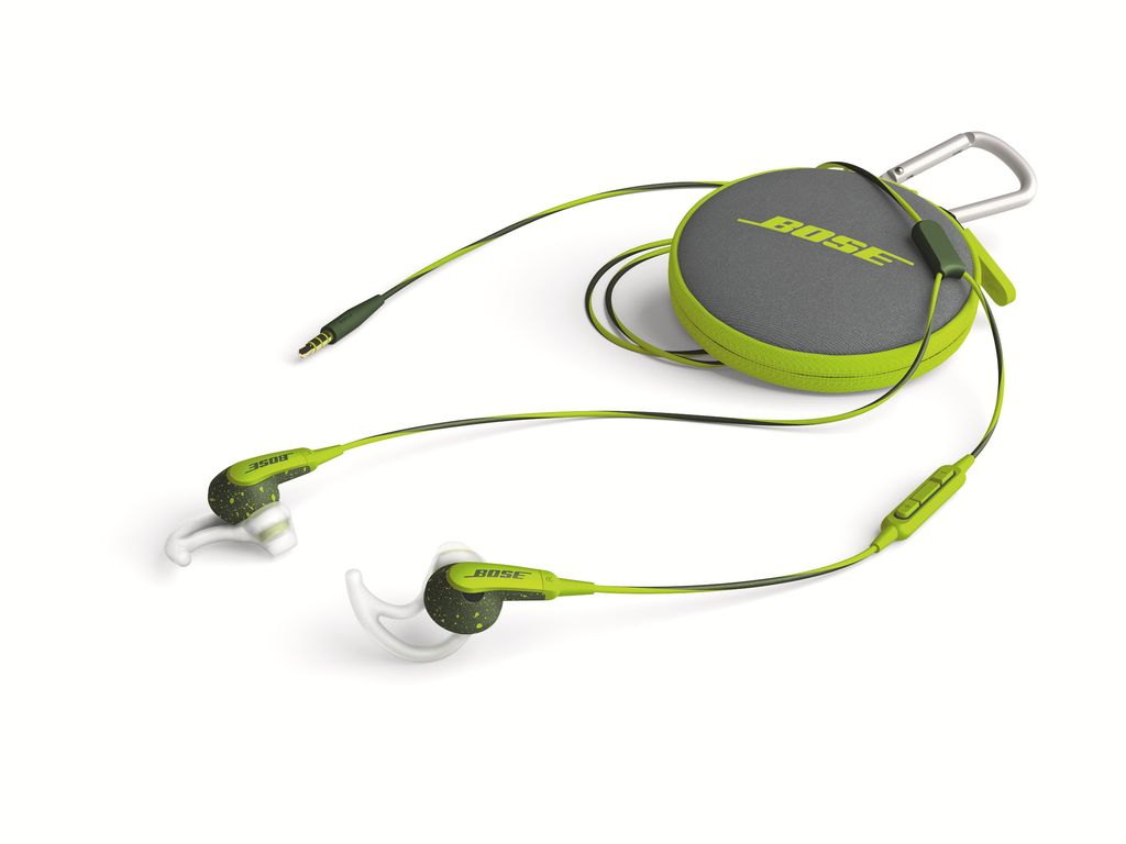 Bose Bose® SoundSport™ In-Ear Headphones - Energy Green