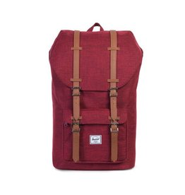 Herschel Supply Herschel Supply Little America BackPack - Wintetasting Crosshatch / Tan