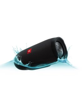 JBL JBL Charge 3 Portable Bluetooth Speaker - Black