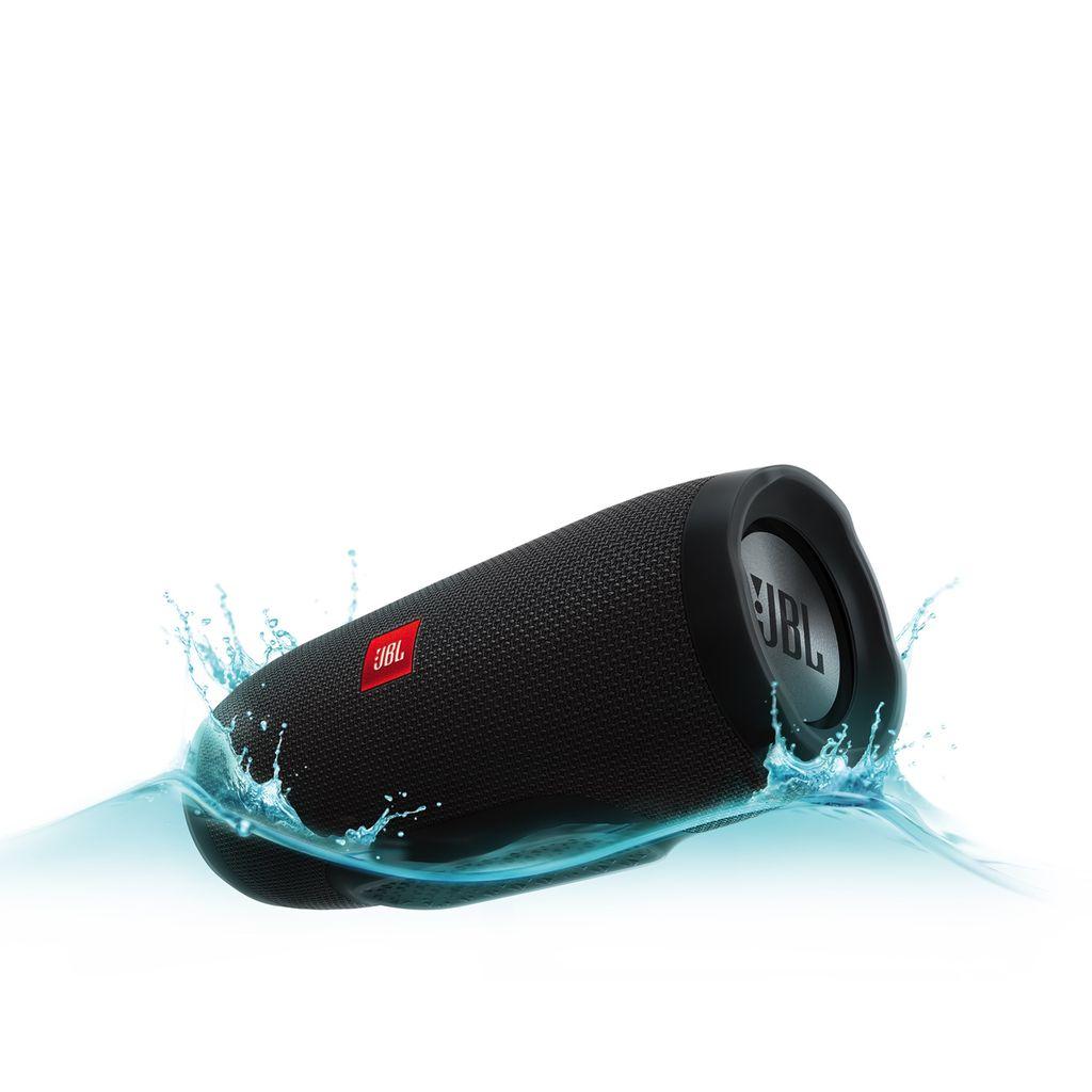 JBL JBL Charge 3 Portable Bluetooth Speaker - Black