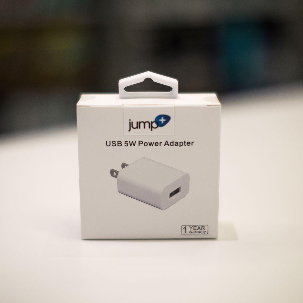 Jump Jump+ 5W USB Power Adapter