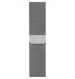 Apple Apple Watch Band 42mm Silver Milanese Loop