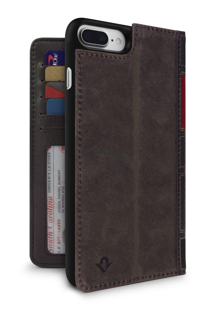 Twelve South Twelve South BookBook for iPhone 8/7/6 Plus - Brown
