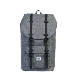 Herschel Supply Herschel Supply Little America BackPack - Raven Crosshatch