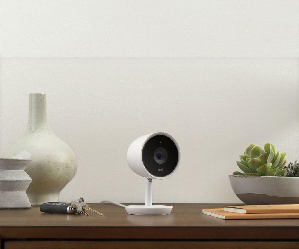 Nest Nest Cam IQ Indoor Security Camera