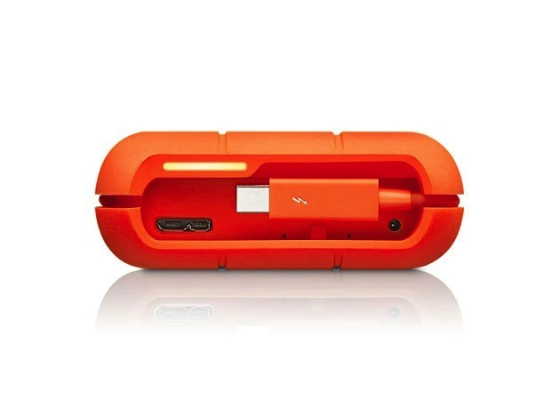 Lacie LaCie Rugged 4TB Thunderbolt HD RAID USB 3.0