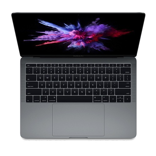 Apple 13-inch MacBook Pro: 2.5GHz dual-core i7, 16GB, 256GB - Space Gray
