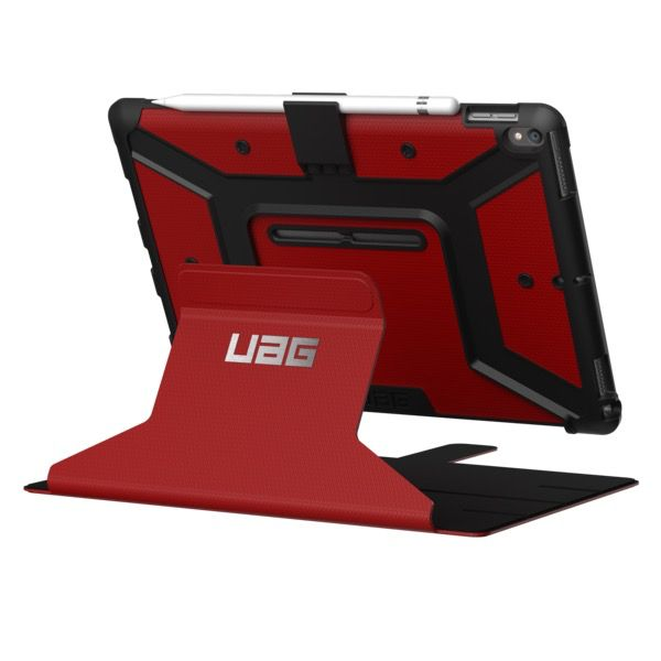 UAG UAG Metropolis Case for 10.5-inch iPad Pro -  Red / Black