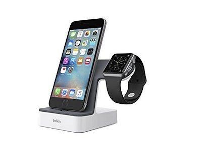 Belkin Belkin PowerHouse Dock for iPhone & Watch - White