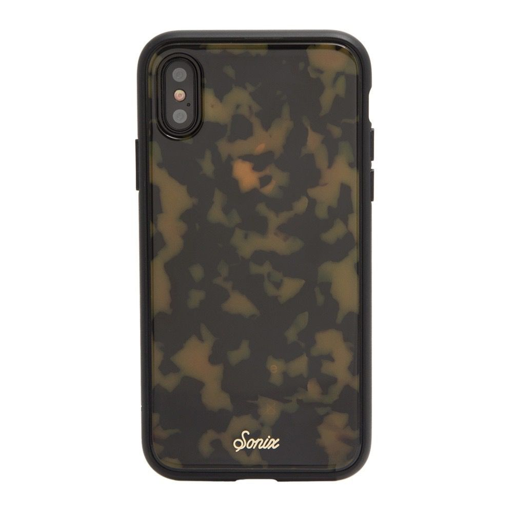 Sonix Sonix Luxe Case for iPhone X - Brown Tort