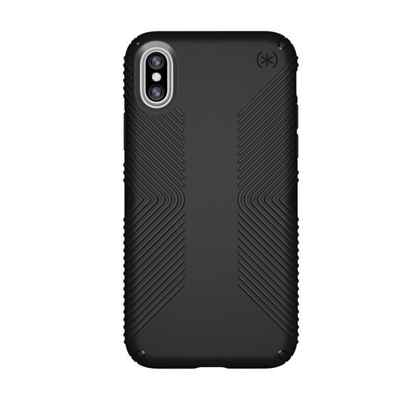 Speck Speck Presidio Grip for iPhone X - Black