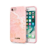 Laut Huex Elements Case for iPhone 8/7/6 - Pink Marble