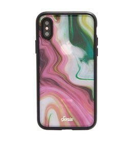 Sonix Sonix Marble Case for iPhone X - Agate