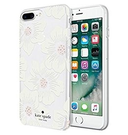 kate spade new york kate spade Hardshell Case for iPhone 8/7/6 Plus - Hollyhock Floral Cream