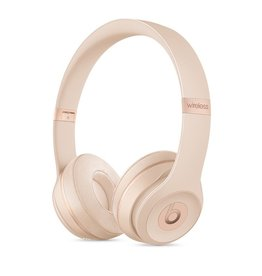 Beats Beats Solo3 Wireless On-Ear Headphones - Matte Gold