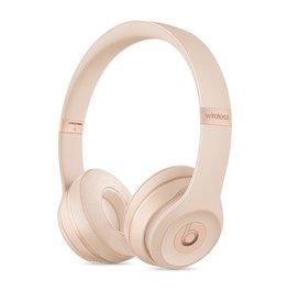 Beats Beats Solo3 Wireless On-Ear Headphones - MatteGold