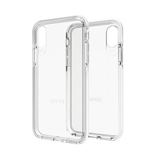 Gear4 D30 Piccadilly Case for iPhone X - Clear / White