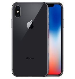 Apple iPhoneX 64GB - Space Gray