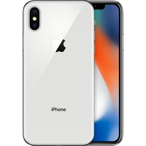 Apple iPhoneX 64GB - Silver