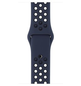 Apple Apple Watch 38mm Obsidian/Black Nike Sport Band