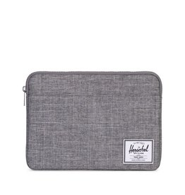 Herschel Supply Herschel Supply Anchor Computer sleeve 13 Inch (Oct 2016) - Raven Crosshatch