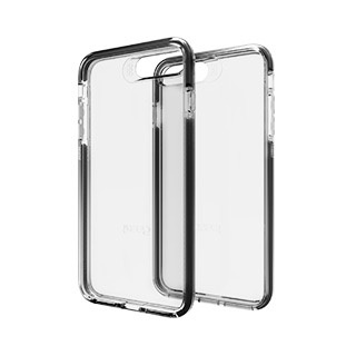 Gear4 D30 Piccadilly Case for iPhone 8/7/6 - Clear / Black