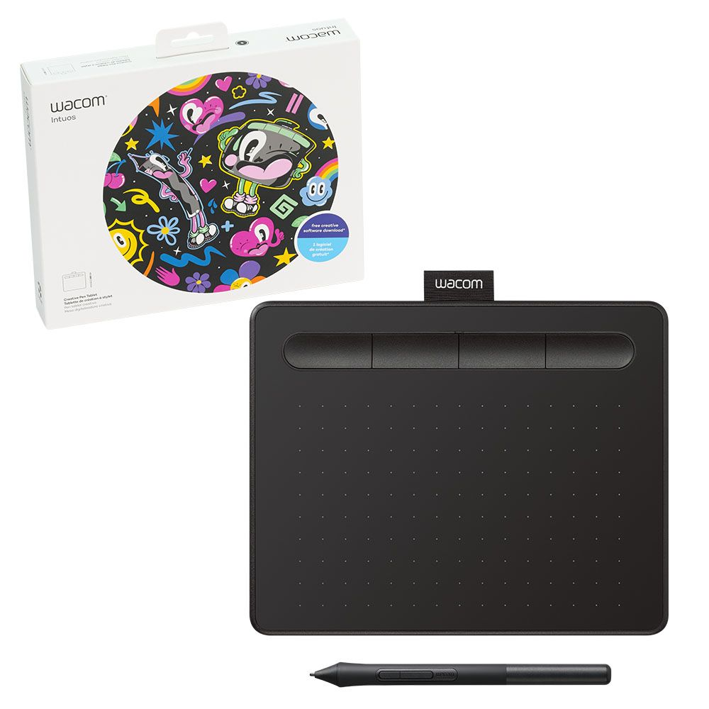 Wacom Wacom Creative Pen Tablet - Small Black