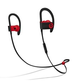 Beats Beats Powerbeats3 Wireless Earphones - Defiant Black / Red