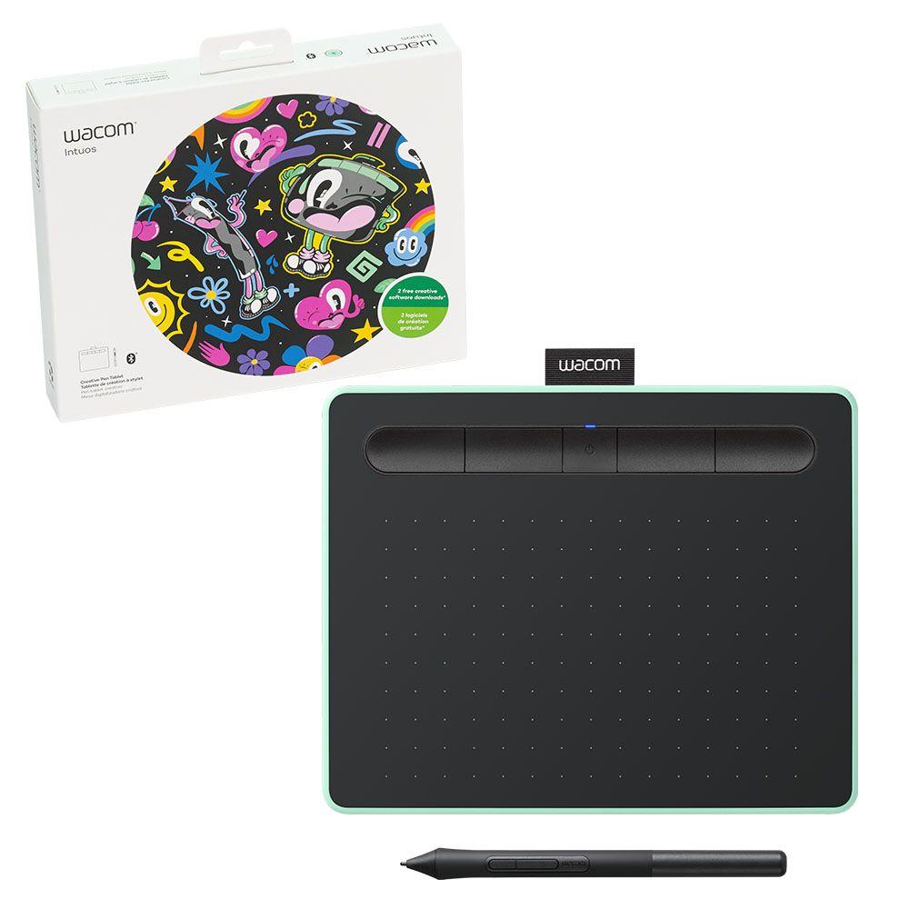 Wacom Wacom Creative Pen Tablet Bluetooth - Small Pistachio Green