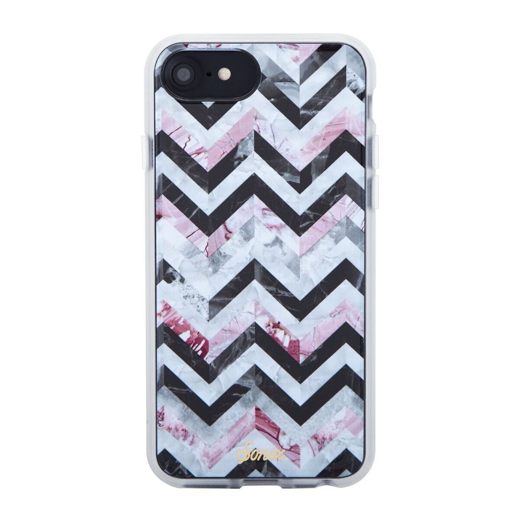 Sonix Sonix Clear Coat Case for iPhone 8/7/6 - City Tile
