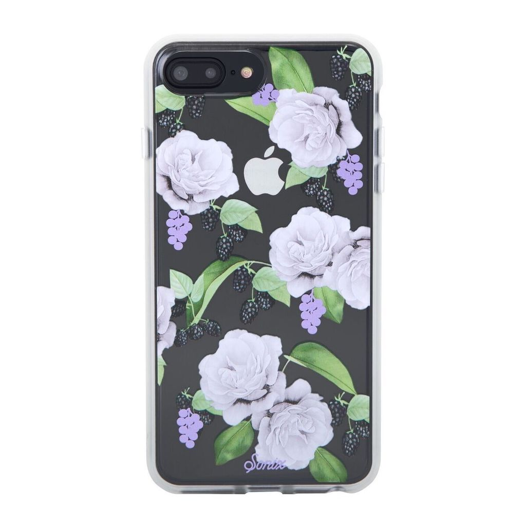 Sonix Sonix Clear Coat Case for iPhone 8/7/6  Plus - Floral Berry