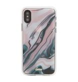 Sonix Sonix Marble Case for iPhone X -Blush Quartz