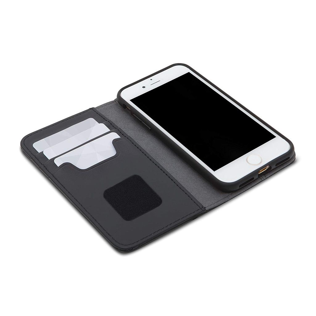 Moshi Overture Wallet Case for iPhone 7 - Black