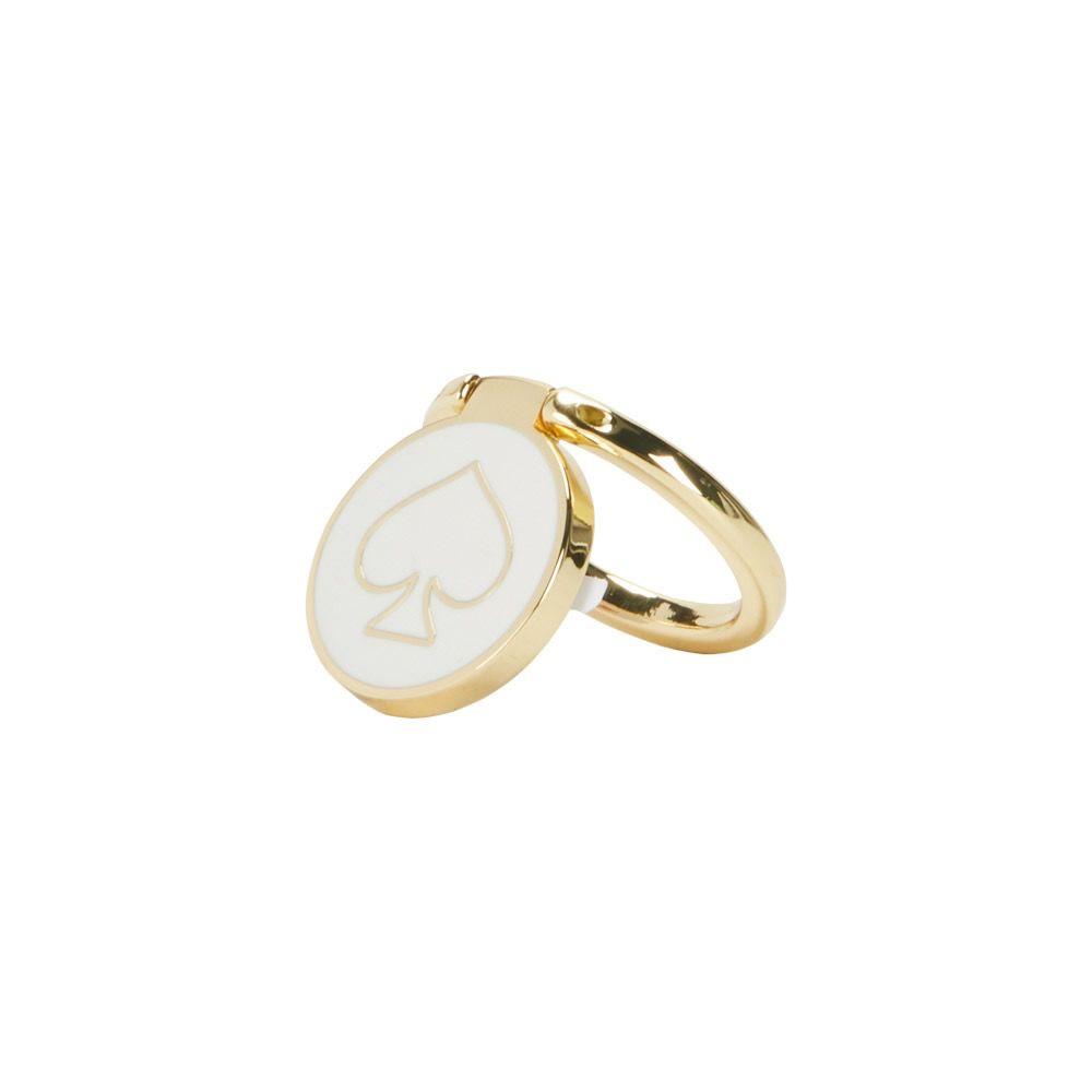 kate spade new york kate spade Stability Ring - Gold / Cream Enamel