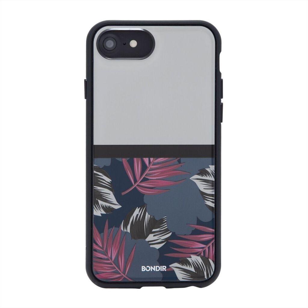 Bondir Clear Coat Case for iPhone 8/7/6 - Tropic