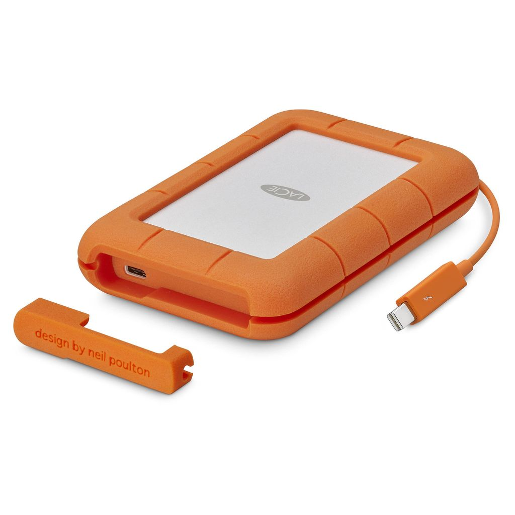 Lacie LaCie Rugged 5TB Thunderbolt/USB-C Mobile Drive