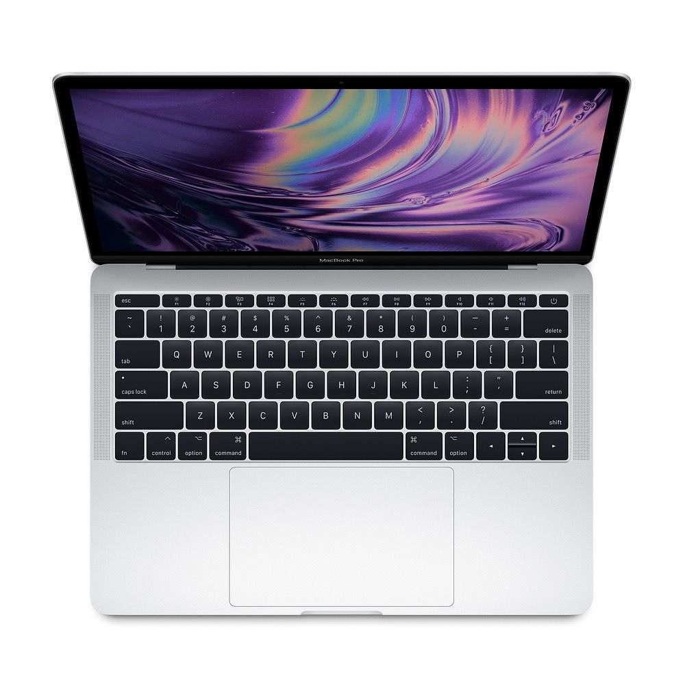Apple 13-inch MacBook Pro: 2.3GHz dual-core i5, 128GB - Silver