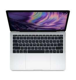 Apple 13-inch MacBook Pro: 2.3GHz dual-core i5, 256GB - Silver