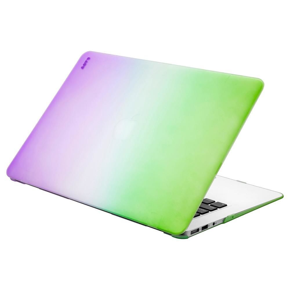 Speck Laut Huex Elements for MacBook Air 13-Inch - Purple / Green