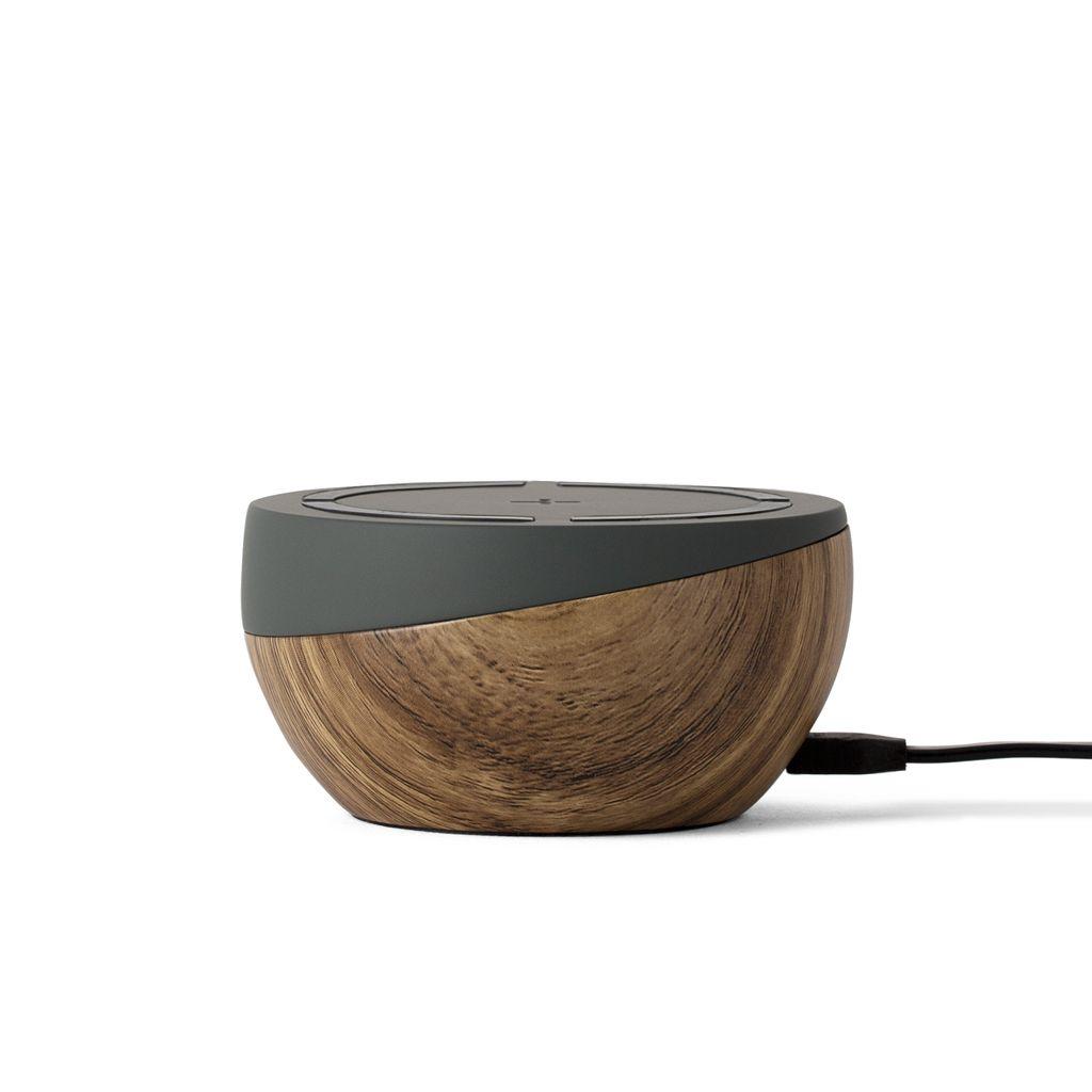 Tylt Tylt Twisty Qi Wireless Charging Pad - Black