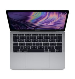 Apple Apple 13-inch MacBook Pro: 2.3GHz dual-core i5, 8GB, 512GB, Intel Iris Plus Graphics 640 - Space Gray