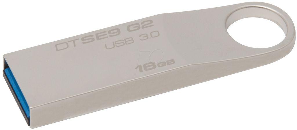 Kingston DataTraveler SE9 G2 USB 3.0 - 16 GB