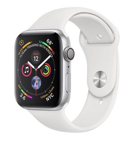 AppleWatch Series4 GPS,44mm Silver Aluminium Case with White Sport Band Deposit (Non-refundable)
