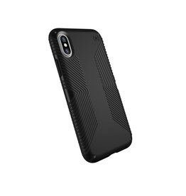 Speck Speck Presidio Grip for iPhone XS/X - Black