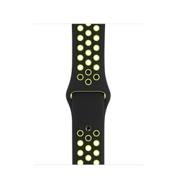 Apple Apple Watch 44mm Black/Volt Nike Sport Band