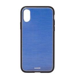 Bondir Clear Coat Case for iPhone XR - Mist Navy